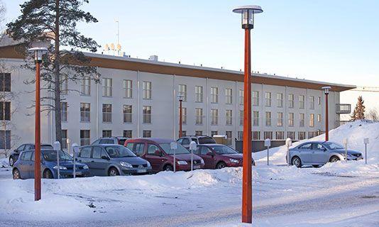 Decorative Poles - Wood