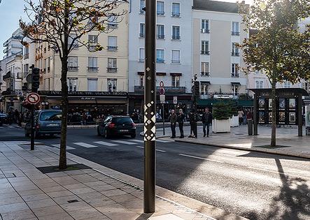 Ville de Vichy, France