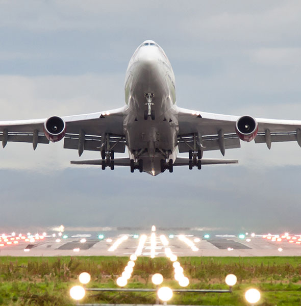 Vliegvelden