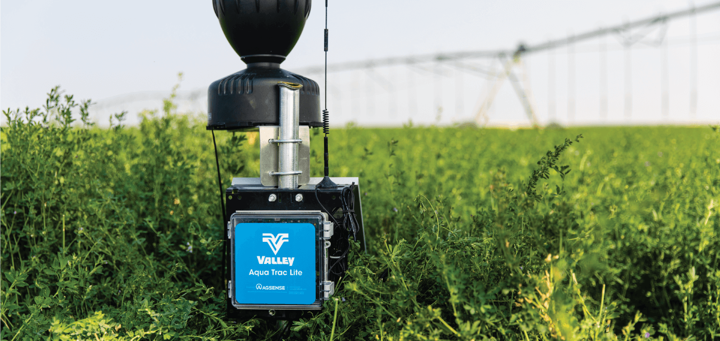 valley irrigation Aqua Trac