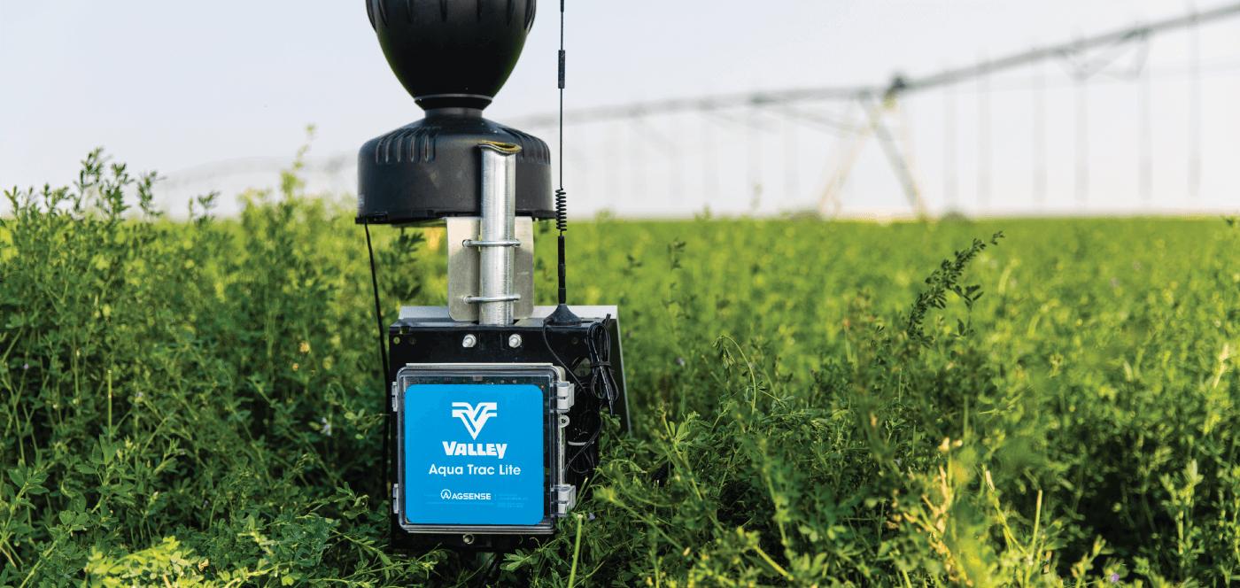 valley 8000 series center pivot irrigation