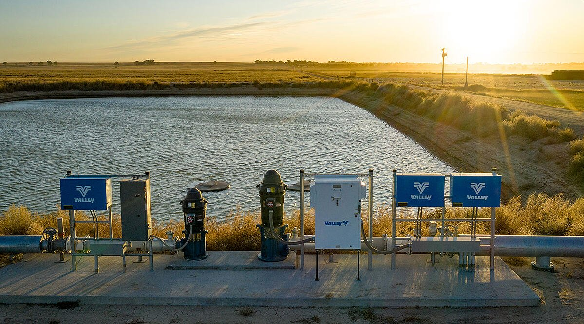 Valley Irrigation Turnkey Pump Solution