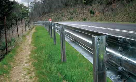 W-Beam Barriers