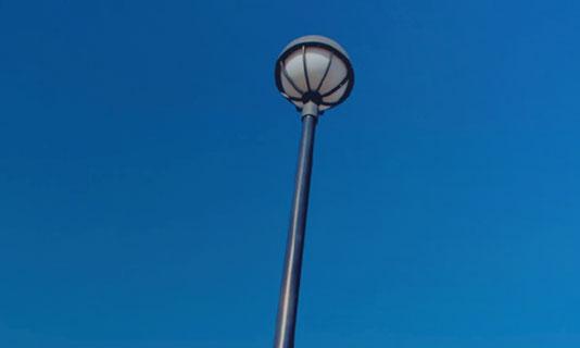 Floodlight Poles