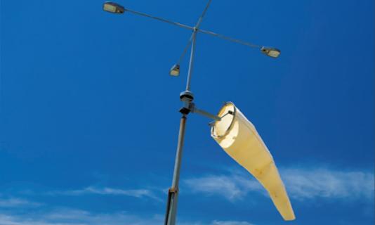 Wind Indicator Poles
