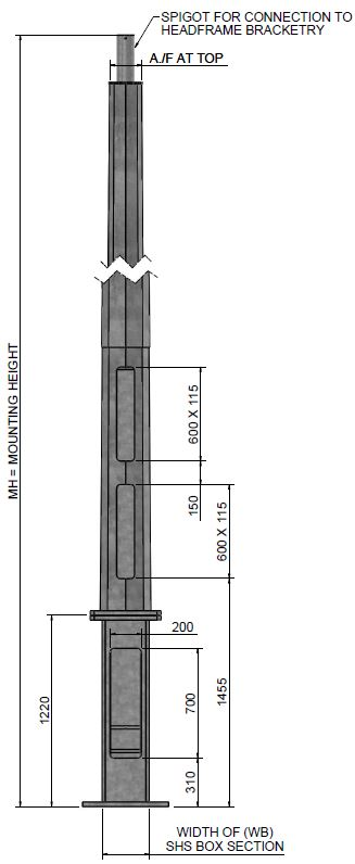 Humber-Column-Drawing-Valmont-Stainton