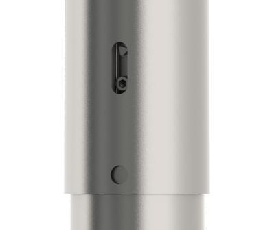 Swale-mid-hinge-column-close-up-locking-bar