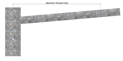 Tubular-Column-Bracket-Projection-Stainton