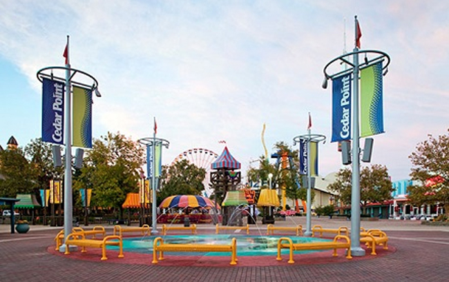Cedar Point Amusement Park - Sandusky, OH