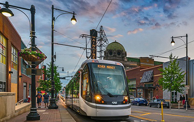 KC Streetcar - Kansas City, MO