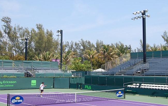 Crandon Park Tennis Center - Key Biscayne, FL