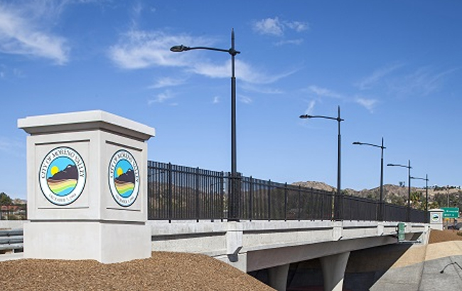 Nason Street Bridge - Moreno Valley, CA