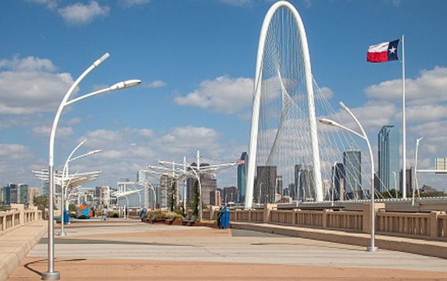 Trinity River Bridges - Dallas, TX