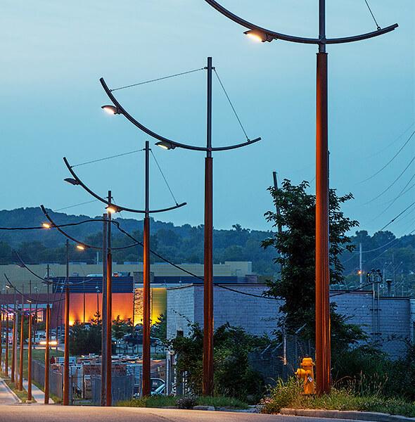 Valmont-Area-Lighting-Decorative-Carmel-Indiana