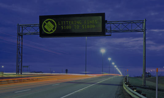 Intelligent Transport System (ITS) Sign Structures