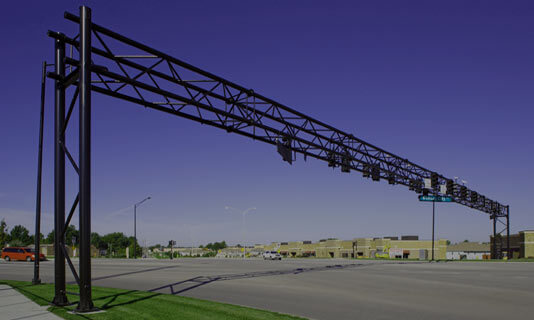 Traffic and Roadway Sign Structures