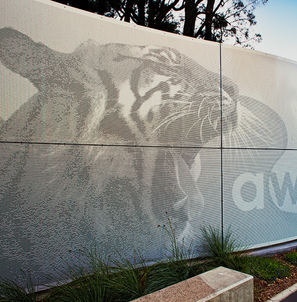 Substation Graphic of Tiger