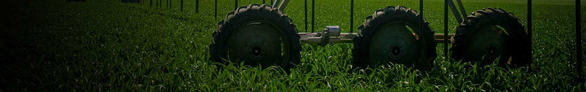 valley 3-wheel drive unit - irrigation tires