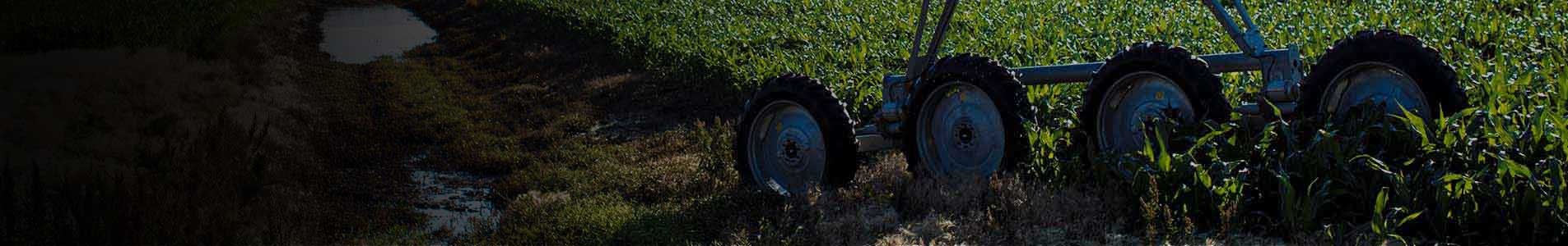 valley gearbox for center pivot irrigation system - made in the usa