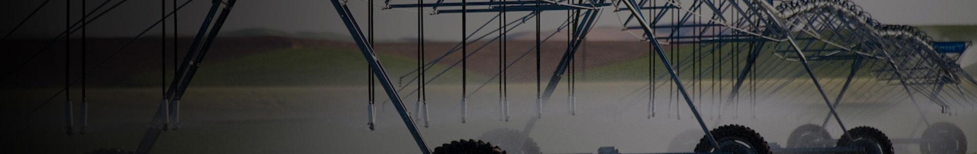 valley irrigation sprinklers