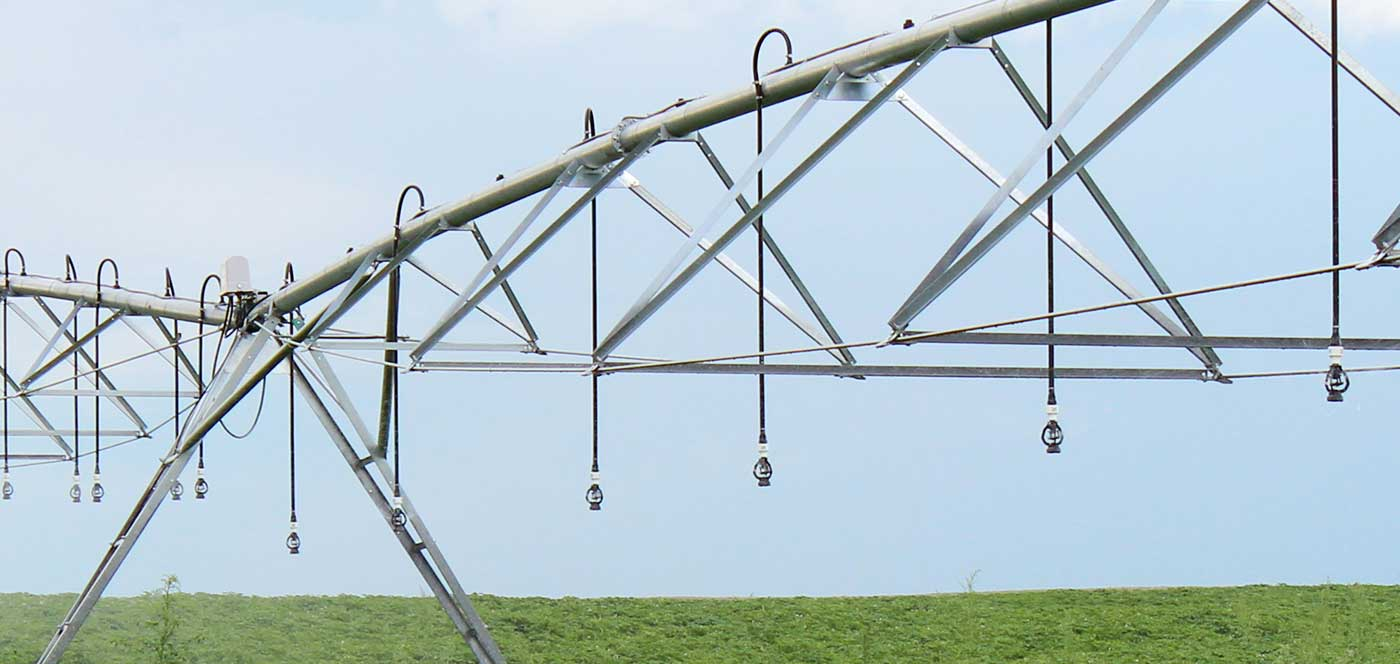 senninger sprinklers for center pivot irrigation systems
