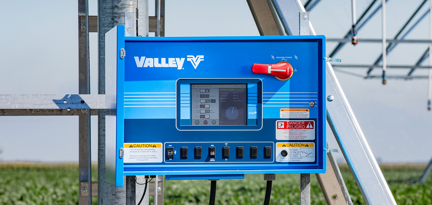 valley agsense remote monitoring and control for center pivot irrigation systems