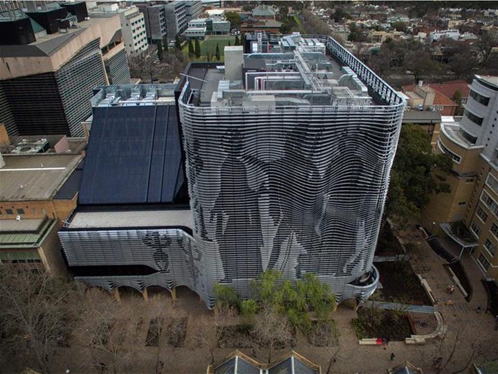 Galvanizing Architectural Facade Australia