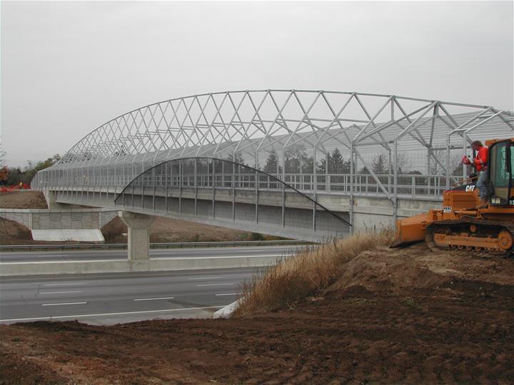 Galvanized Steel Bridge Ontario