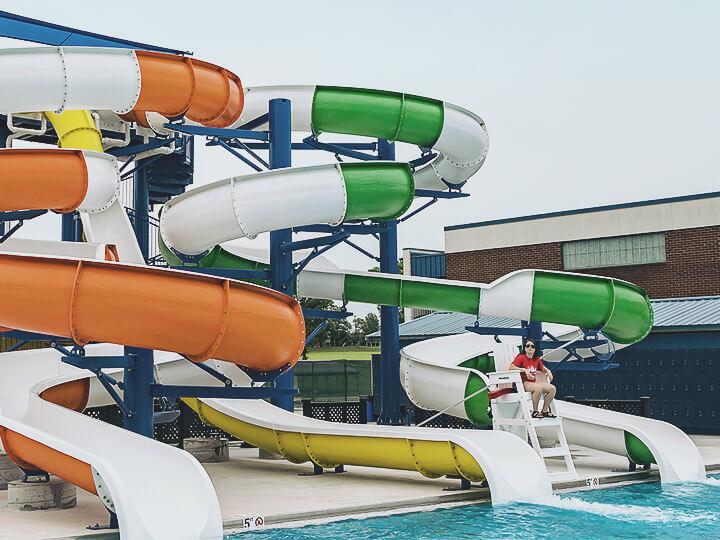 Tommy Garrott Aquatics Facility