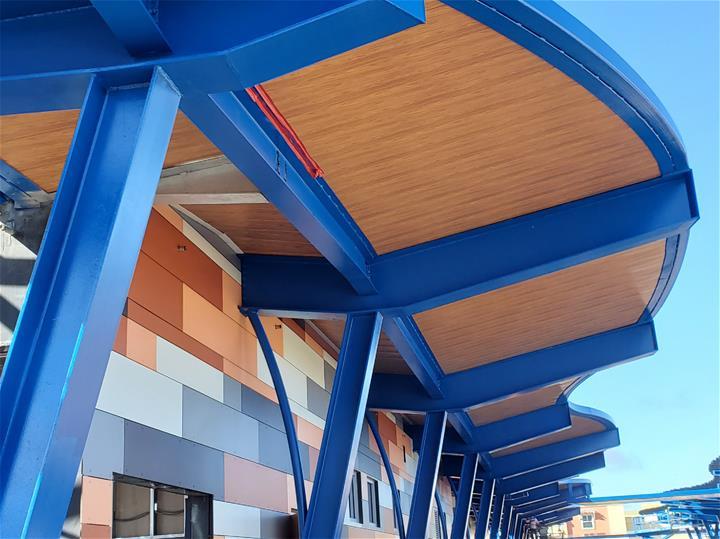Duplex Coating Transit Center FL