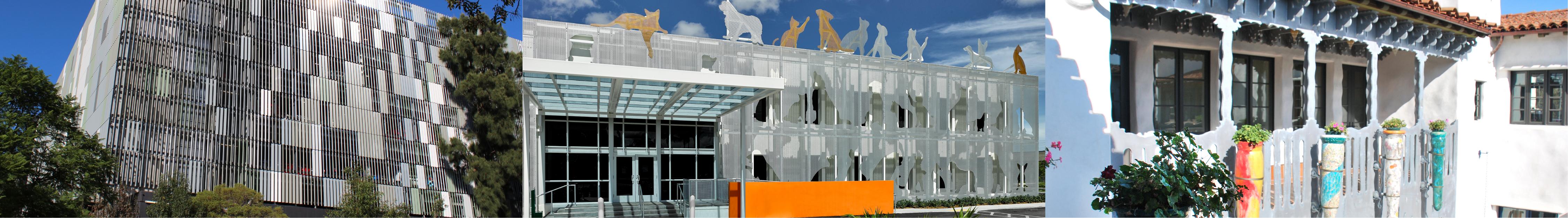 Galvanized Building & Architecture