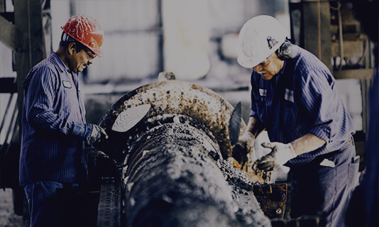 manufacturing Spun Concrete