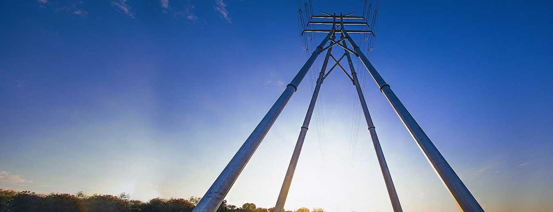 Transmission Poles image