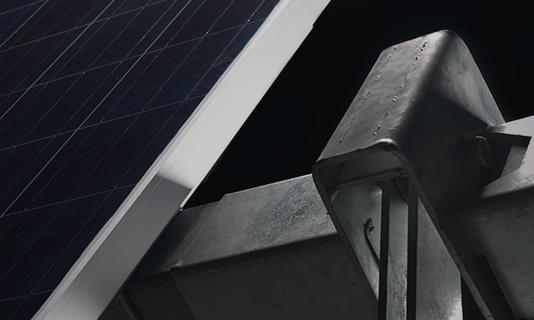 Solar Tracker Head Unit