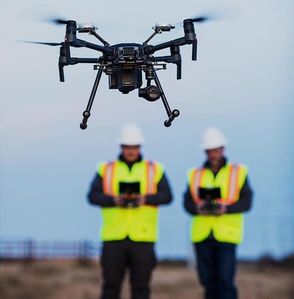 DJI Inspection Drone