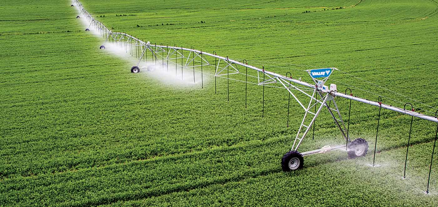 valley vri zone control variable rate irrigation - vri