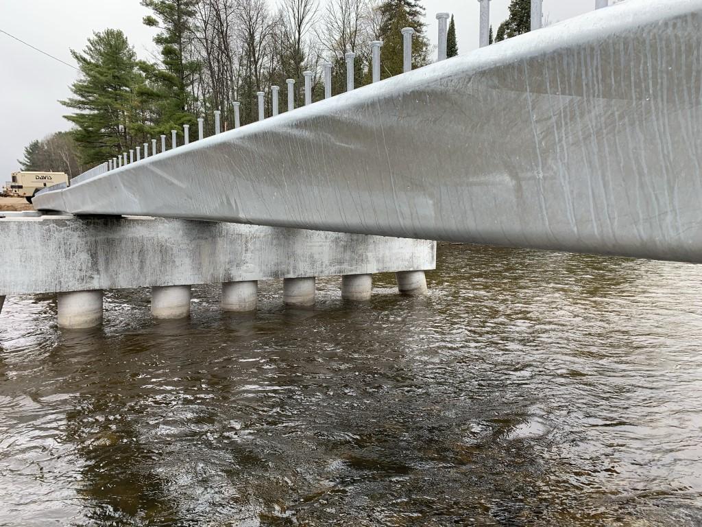 Boone Co Finished Bridge