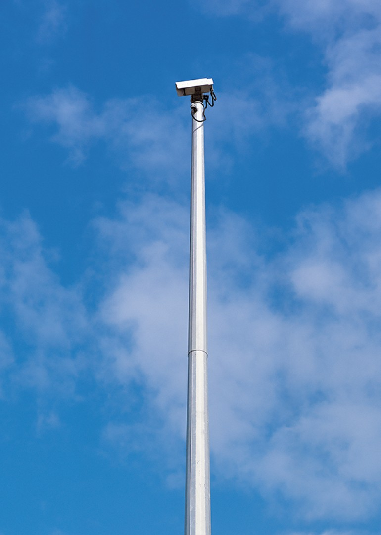 Special Applications - Traffic Signal Poles