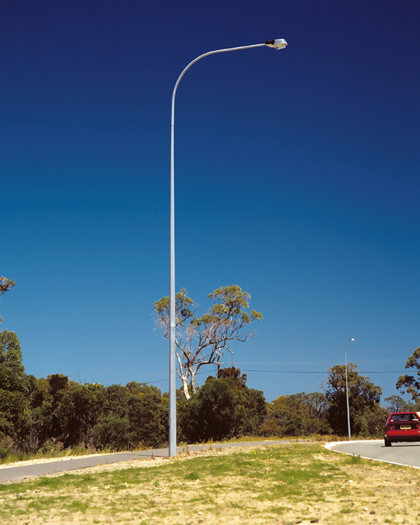 Street Lighting - Impact Absorbing Poles