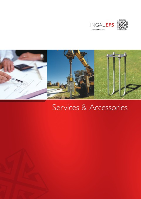 Services & Accessories Brochure