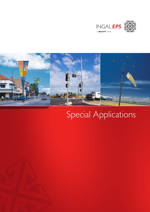 Special Applications Brochure