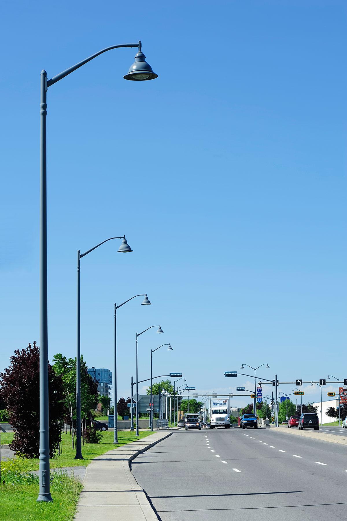 Deco-Streetlighting