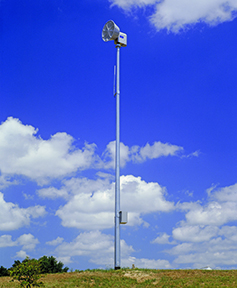 Valmont-Camera-Security-Structures-Siren-Pole